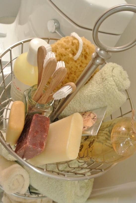guest bath essentials